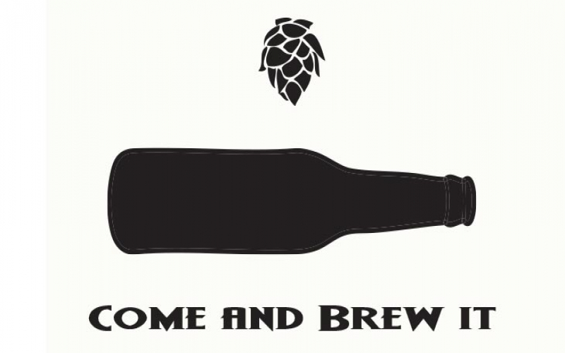 Come and Brew It Radio: Episode 10 - Derek and Pete's Brew Stand Build