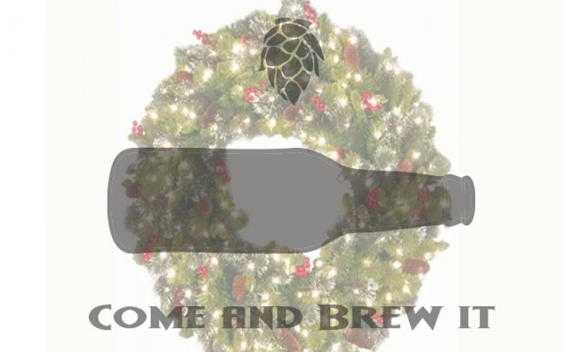 Come and Brew It Radio: Episode 101 - Holiday Ales, a Camp Kegerator, and BIAB Experiments