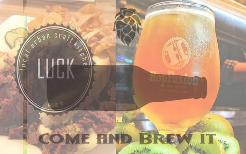 Come and Brew It Radio: Episode 116 -- Beer Infusions and Beer Cooking feat. HopFusion and LUCK