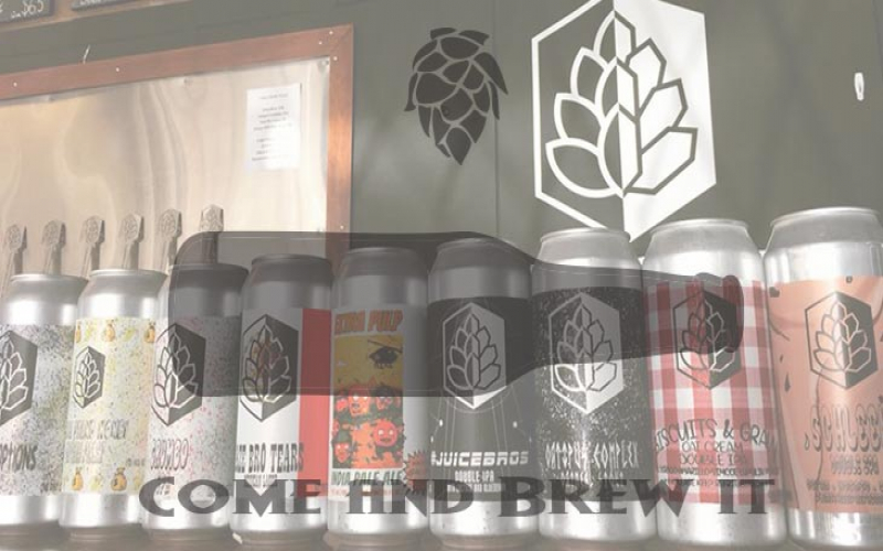 Come and Brew It Radio: Episode 119 -- NEIPA Brew Challenge with Turning Point Beer