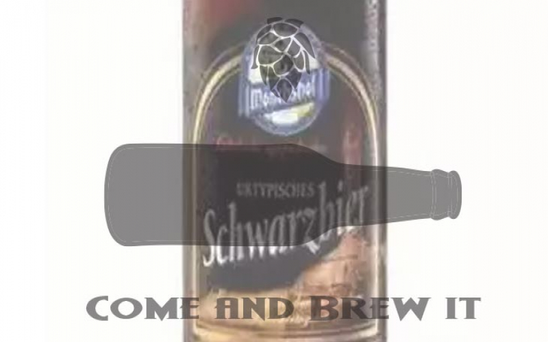Come and Brew It Radio: Episode 125 -- Style Hour: Schwarzbier
