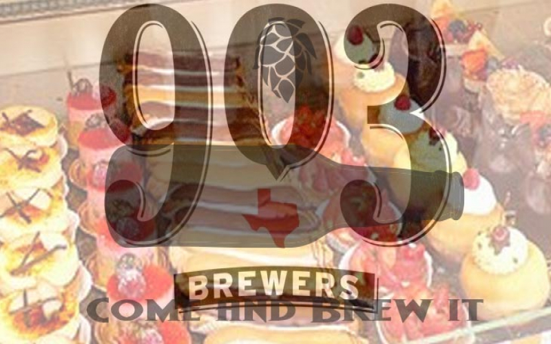 Come and Brew It Radio: Episode 135 -- Pastry Beer with 903 Brewers
