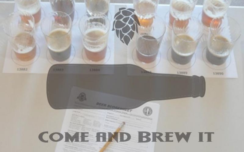 Come and Brew It Radio: Episode 137 -- Bluebonnet Brew Off 2019 and Summer Brewing Review