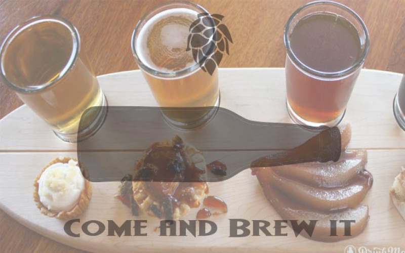 Come and Brew It Radio: Episode 138 -- Brewing Methods, Wet Hops, Food Pairing, and Canadian Brews