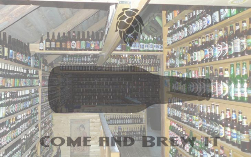 Come and Brew It Radio: Episode 139 -- Aging and Cellaring Beer and More Water Chemistry