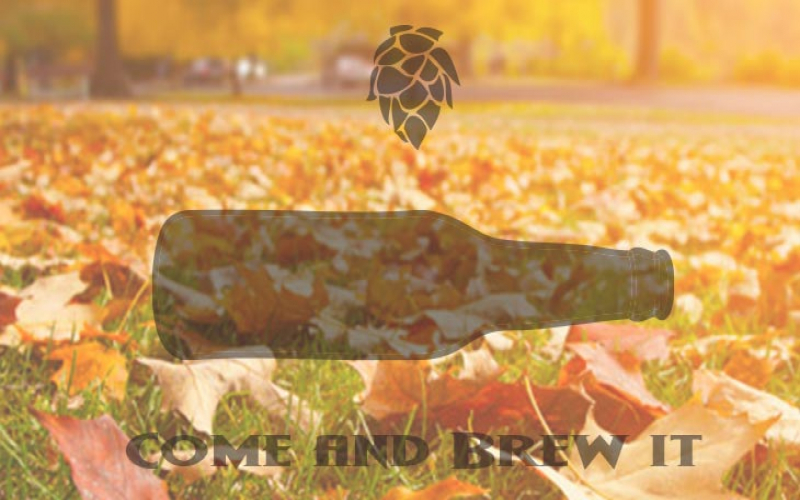 Come and Brew It Radio: Episode 143 -- Biere de Garde and Pumpkin Beer