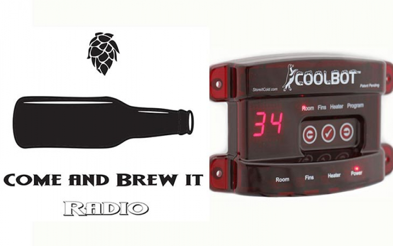 Come and Brew It Radio: Episode 59 - The CoolBot Controller