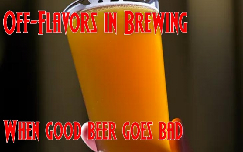 Off-Flavors in Brewing: When Good Beer Goes Bad